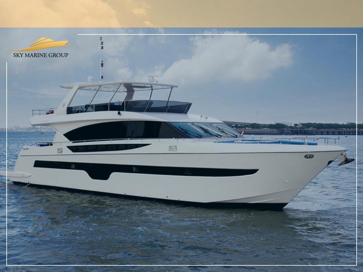 SEASTELLA AQUITALIA YACHT SALES PHUKET - Sky Marine Group